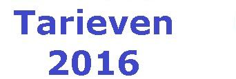 Tarieven BHOS 2014